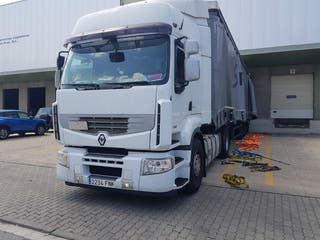 Renault Trucks Mascott 2007