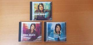 HOMENAJE A NINO BRAVO. RECOPILACIÓN DE TEMAS. 3 CD