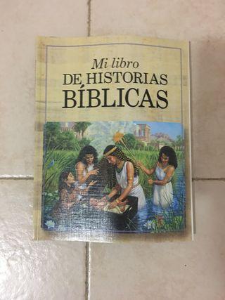 LIBRO DE LA HISTORIA BÍBLICA