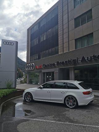 Audi A4/rs4 avant