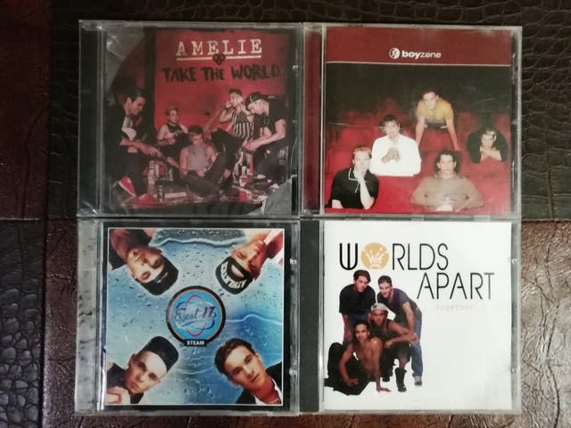 lote CD's pop, o sueltos