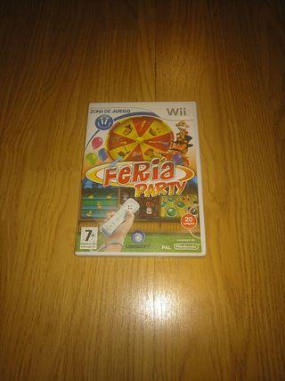 Feria Party Wii