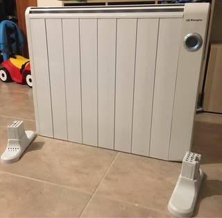 Radiador - emisor térmico 1500W