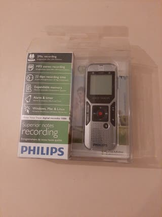 grabadora digital Philips