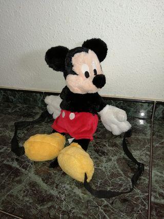 Mochila Mickey Mousse