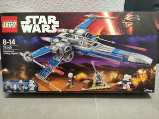 Lego STARWARS 75149 Resistance X-Wing Fighter