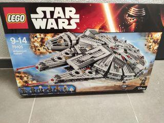 LEGO STARWARS 75105 MILLENNIUM FALCON