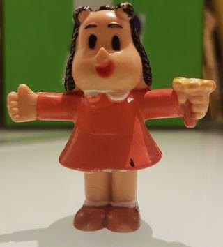 Pequeña Lulú figura PVC años 80 muy buen estado