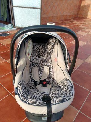 Asiento bebe para coche