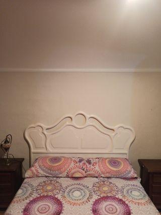 cabecero para cama de 1,35