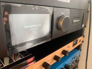 Apogee Symphoni I/O Mk2 Thunderbolt 8x8