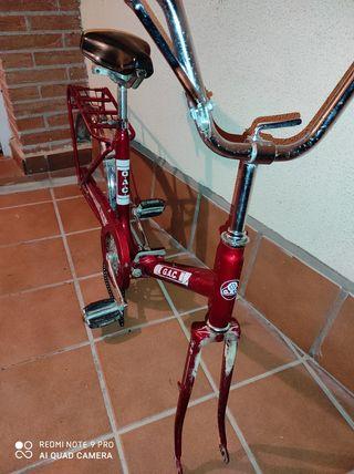 Bicicleta GAC original