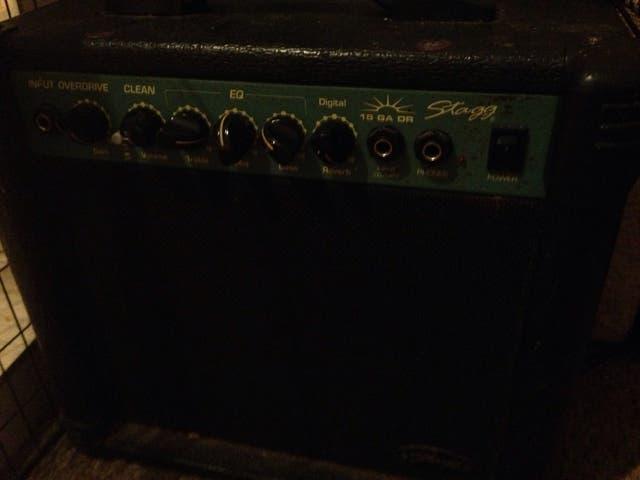 Stagg Amplifier