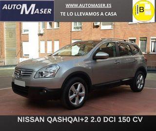 Nissan Qashqai+2 2.0 dCi Acenta 4x2 7 Plazas 110 kW (150 CV)