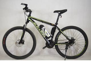 Bici Eléctrica Bymesa Blackbird