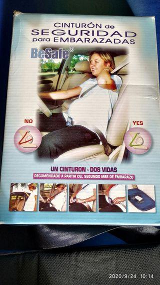 cinturón seguridad para embarazadas.