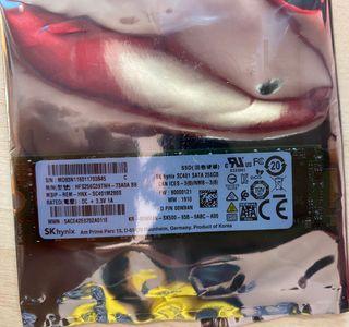 Ssd M2 256gb Hynix disco duro