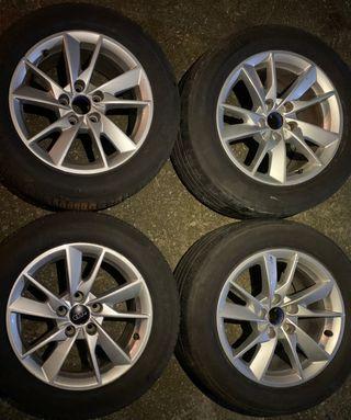 Llantas 16 5x112 Audi