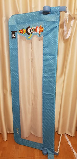 2 barreras de camas