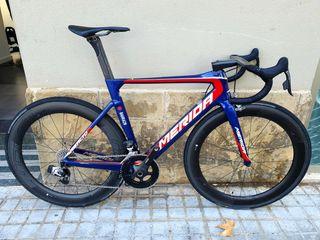 Bicicleta Merida Reacto Cf4