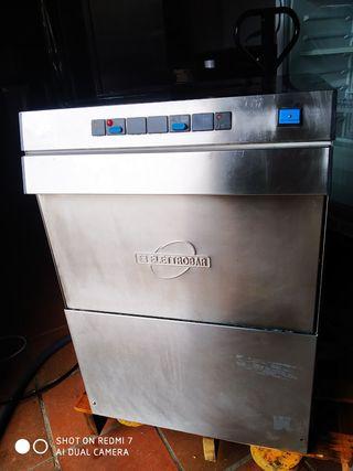 elettrobar E50 lavavajillas industrial