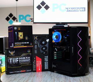 PC para iniciados y no tan iniciados R5 y RX 5700
