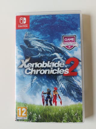 Xenoblade Chronicles II