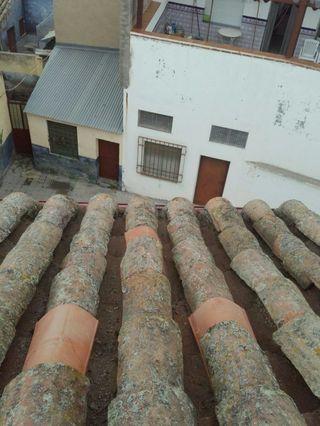 Limpieza y mantenimiento de tejados