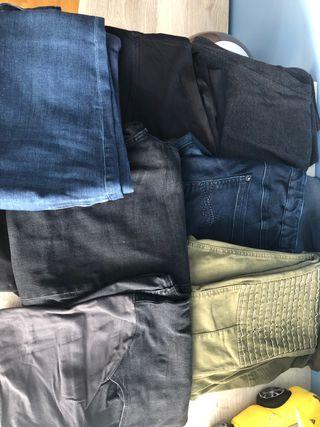 Pack pantalones premama