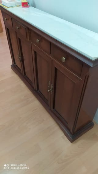 mueble aparador 122x73x25
