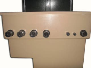 Depuradora piscina, clorador salino y caseta