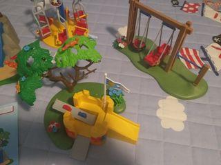 parque Playmobil.