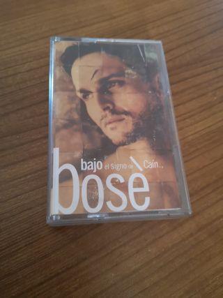 cinta cassete Miguel Bose