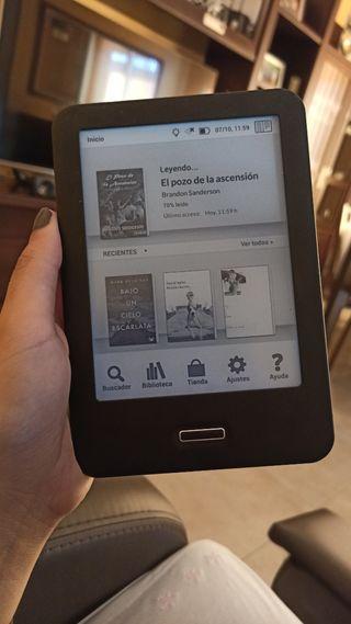 E-reader / Libro electrónico BQ cervantes