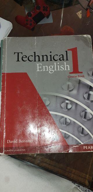 libro de ingles tecnico electricidad y mecanica