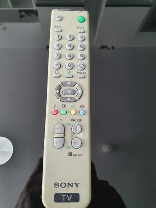 mando sony tv
