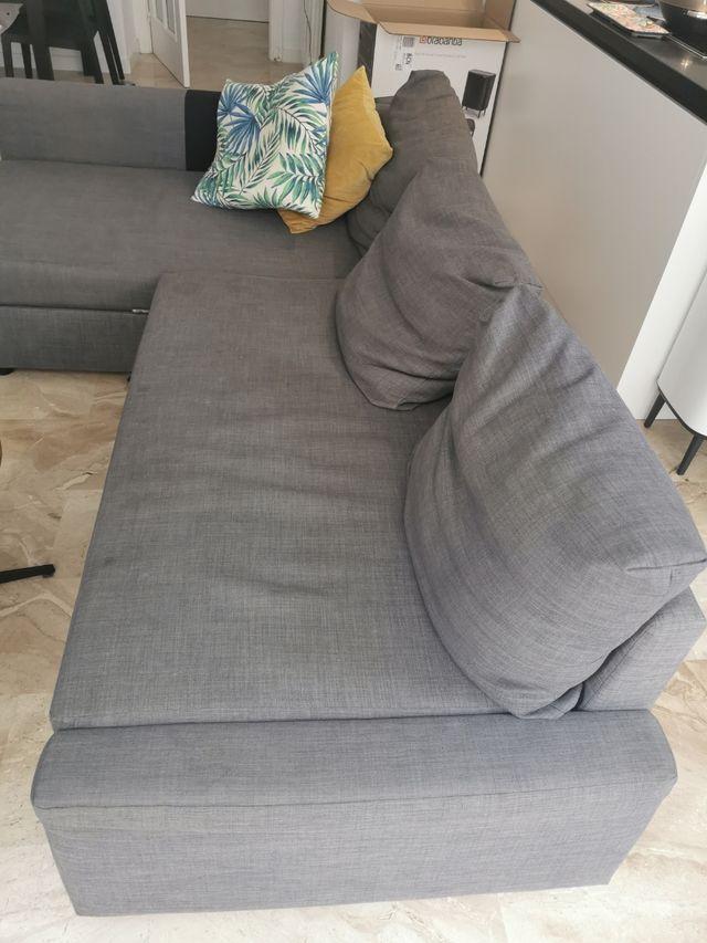 Sofa Cama ikea FRIHETEN de segunda mano por 50 € en ...