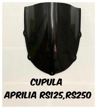 Cupula ahumada aprilia rs 125 rs 250