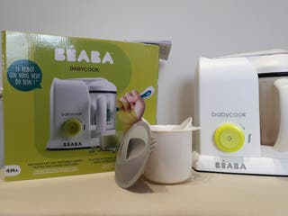 Robot de cocina Béaba Babycook