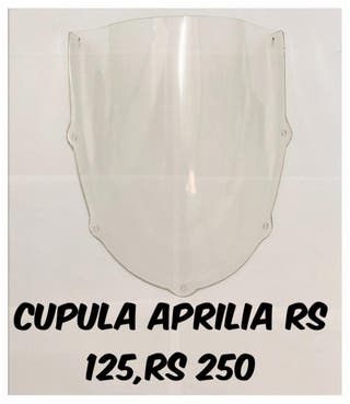 Cupula trasparente aprilia rs 125,rs250