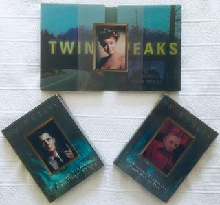 Twin Peaks colección entera (Las tres temporadas)