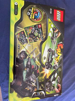 Set de lego 8138 coche con motor