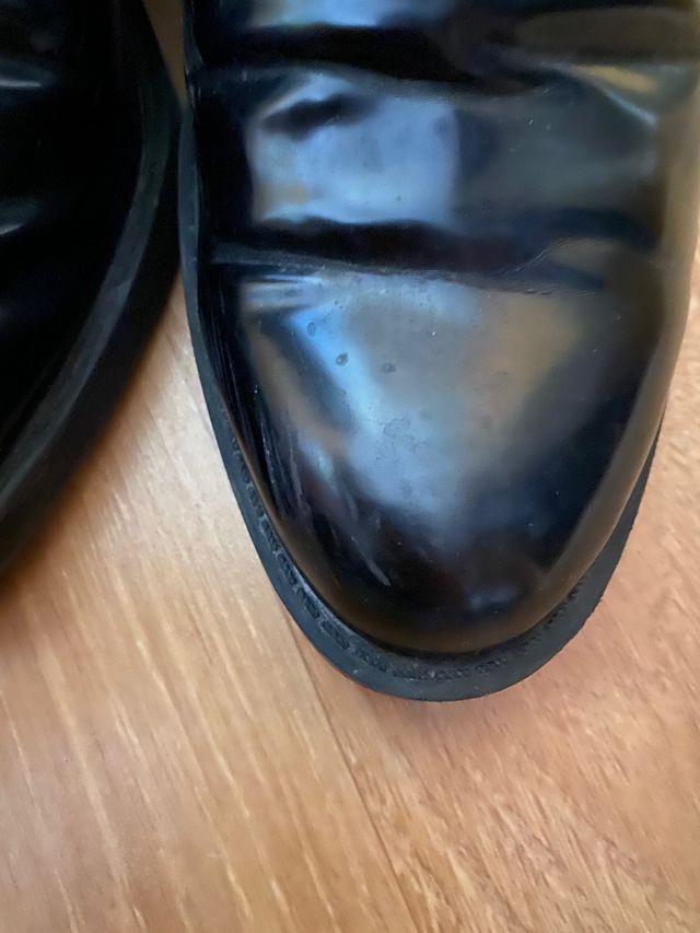 Botines tacón
