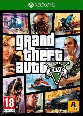 Grand Theft Auto V five - GTA Xbox one