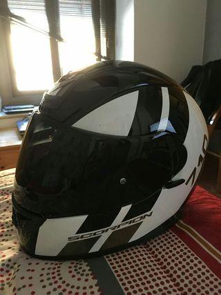 casco Scorpion 710 air