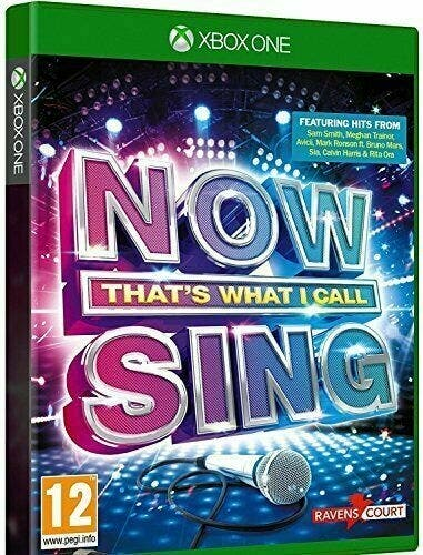 Now That's What I Call Sing Game for Xbox One