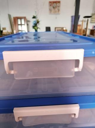 Caja de almacenamiento multiusos