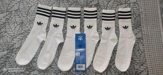 Calcetines Adidas mid cut crew socks NUEVOS