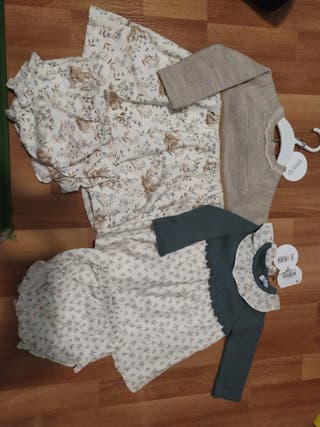 vestidos niña dulces