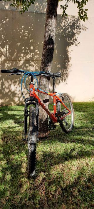 """Bicicleta de montaña """"24pulgadas"""""""